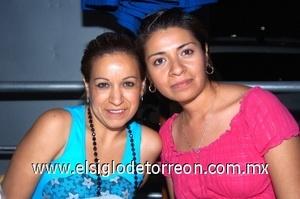 03082008 Alma Cantú y Doris Catarino.