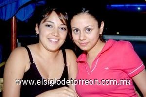 03082008 Ana Laura Cárdenas y Nancy Valdez.