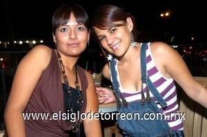 03082008 Dámaris Cerra y Lucy Contreras.