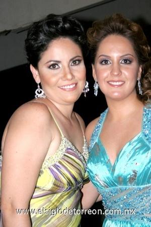 03082008 Elvira Arguijo y Claudia Montañez.