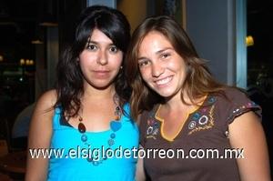 03082008 Georgina Vaca y Valeria Reynaga.