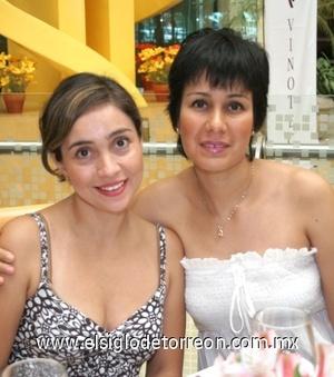 04082008 Eugenia Rodríguez de Morales y Aracely Soto de Ortega.