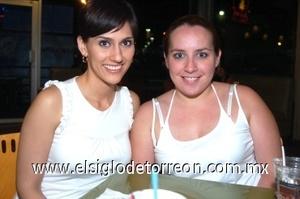 04082008 Priscila Galván y Tita Corona.