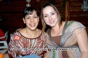 06082008 Martha González y Mague Sylveyra