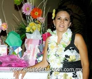 07082008 Ella Izaguirre de Lara fue festejada en su cumpleaños