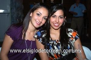 10082008  Blanca Dueñes y Elva Quiroz.