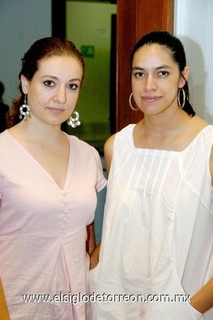 10082008 Maribel Fernández y Adriana Gallegos.