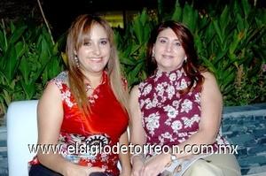 10082008 Silvia de Juárez y Mónica Villarreal.
