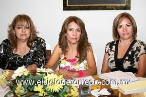 10082008 Vero de Bañuelos, Bety Leaños de Aguilera y Bibi de Vega.