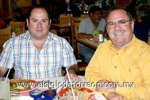 10082008 Ismael y Federico Sánchez Gal