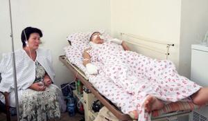 Según datos preliminares, de las 90 personas que había a bordo sólo 20 sobrevivieron y fueron hospitalizadas.