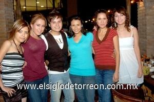 15082008 Fanny, Ileana, Edna, Gabriel, Yadira y Mónica Gómez.