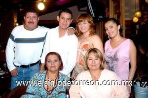 15082008 Gerardo, Juan, Mary, Karina, Paty y Carolina.