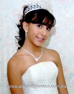 15082008 La reina entrante del Club de Leones es la bella Srita. Kassandra Castro Estrada