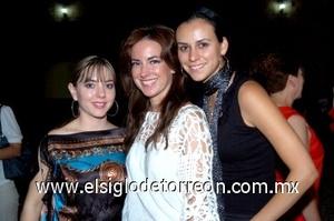 15082008 Susana Garza, Ana Cristy Gaytán y Luly Colores.