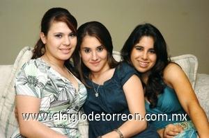 17082008 Sara, Nasla y Alina Gidi.