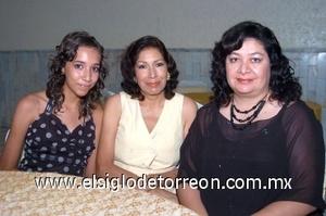 20082008 Telus Gallardo de Hernández, Alma Rosa García de Gallardo y Luz Andrea Gallardo