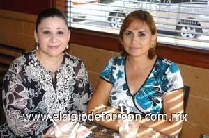 22082008 Beatriz Aranda de Lavín y Beatriz Muñoz de Flores