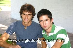 22082008 Jorge Zapata y Nico González.