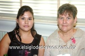 24082008 Ana Laura Ortiz y Ana María Solís.