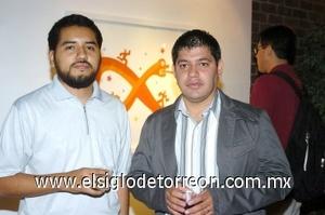 24082008 Daniel Puga y Carlos García.
