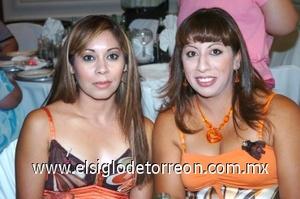 24082008 Georgina Gallegos y Elizabeth Moreno.