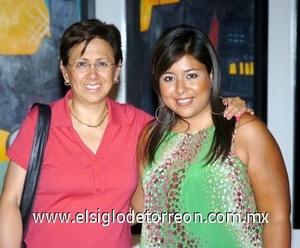 24082008 Guadalupe y Lulú Romero.