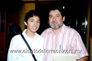 24082008 Héctor Obed y Héctor Omar Martínez.