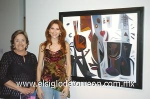 24082008 Sonia Delgado y Rosy Barrondo.