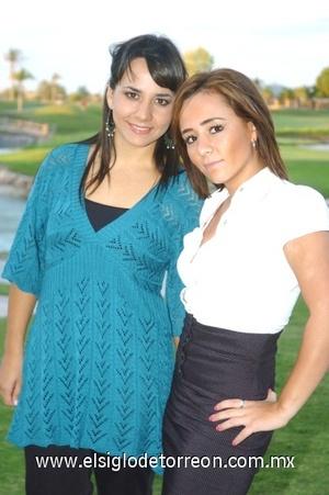 26082008 Londres Vargas y Paola Jaime.
