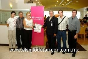 31082008 Ayer sábado 30 de agosto se llevó a cabo el concurso La Gran Barata de la tienda departamental Liverpool Torreón