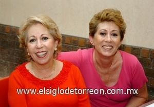 31082008 Adriana y Martha Ortega.