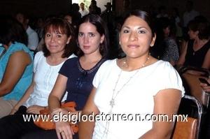 31082008 Marcela Palomares, Ileana Gutiérrez y Cony Mendoza.