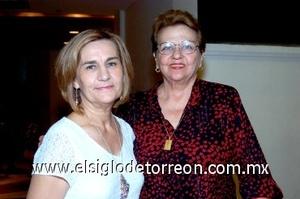 31082008 Manina Zambrano y Esperanza Tinajero.