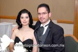 02102008 Ana Sofía Ríos y Jorge Gajón Argüello