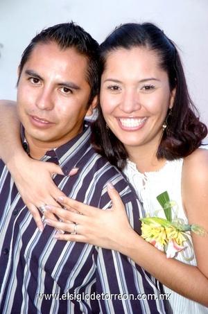 04102008 Jesús Alberto Rodríguez Hernández y Diana Iveth Murillo Flores contraerán matrimonio