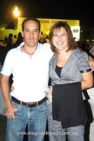 05102008 Javier Lechuga y Susana González