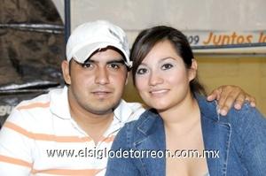 05102008 Óscar Rojas y Liliana Torres