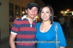 07102008 Jairo Ríos y Argelia Martínez.