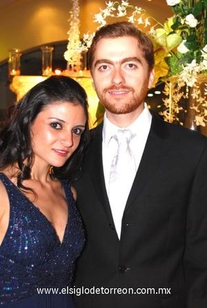 07102008 Sonia Mansur y José Alberto Bitar.