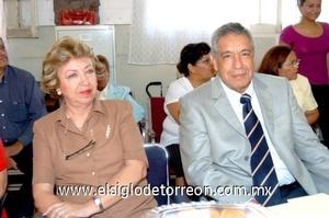 10102008 Profesores Rosa María Dávila Saldaña y Rodolfo Silva Rosales