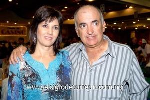 12102008 Martha Fajer de Sánchez y Vicente Sánchez Gavito