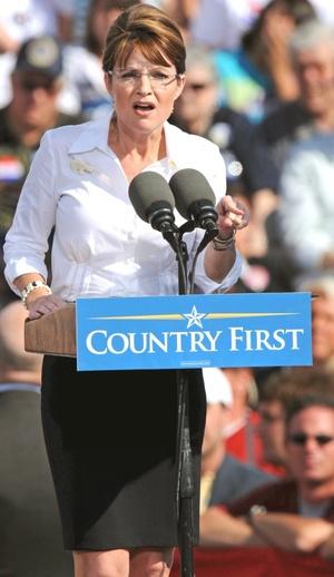as encuestas más recientes indican que la candidatura de la gobernadora de Alaska ha perjudicado la popularidad del candidato presidencial republicano, John McCain.
