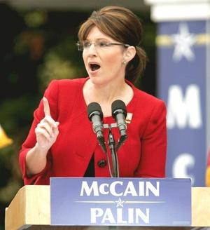 La portavoz de Palin, Maria Comella, se limitó a declarar que los responsables de la campaña electoral no comentan decisiones estratégicas sobre cómo se gastan los recursos financieros destinados a la campaña.