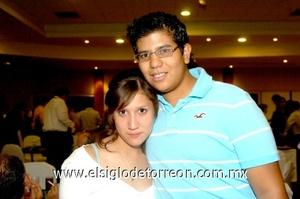 12102008 Cecilia Alanís y Jorge Milán.