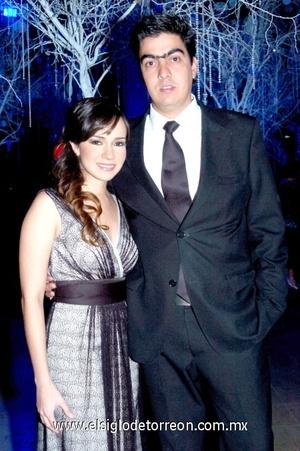 12102008 Daniela Rubio y Alfonso Campa.