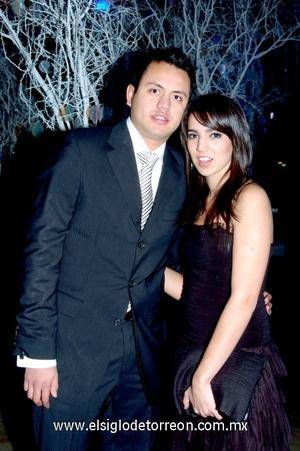 12102008 Juan Gramillo y Miriam Abularach.