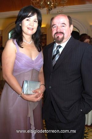 14102008 Magdalena Abascal e Ignacio Abascal.