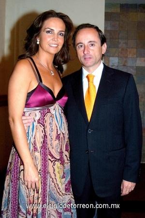 14102008 Pilar Gómez de Tricio y Eduardo Tricio.