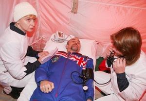Garriot, permaneció 10 días en la plataforma orbital realizando experimentos.